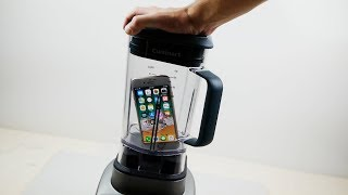 Download Will it Blend? - iPhone 8 vs Samsung Galaxy S8 Video