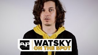 Download Watsky Talks Twenty Øne Piløts Dream Collab and How Pauly Shore Seeing Him Naked Shaped His Art Video