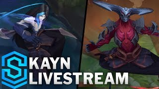 Download Kayn | Gameplay - Automated Live Stream Video