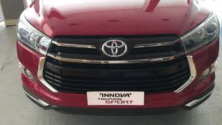 Download Toyota Innova Crysta and Touring Sport Video