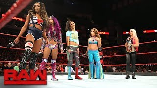 Download Who will be next to challenge Alexa Bliss?: Raw, Nov. 20, 2017 Video