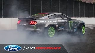 Download 2016 Mustang RTR Round One in Long Beach | Formula DRIFT | Ford Performance Video
