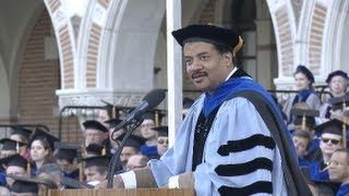 Download Neil deGrasse Tyson says America has lost its exploratory compass at Rice's 100th commencement Video