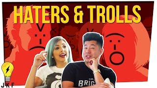 Download Haters and Trolls on Social Media ft. Gina Darling Video