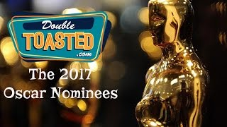 Download 2017 OSCAR NOMINEES - Double Toasted Review Video