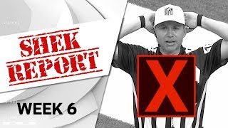 Download Top 3 Fails of Week 6 | Shek Report | NFL Video
