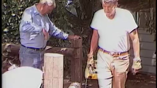Download President Reagan working on Rancho Del Cielo on September 1, 1982 Video