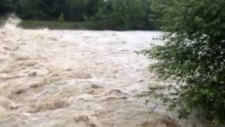 Download Hochwasser Wald/Hart an der Alz 02.06.2013 Video