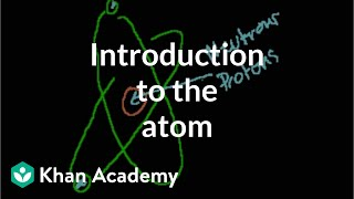 Download Introduction to the atom | Chemistry of life | Biology | Khan Academy Video