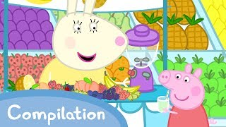 Download Peppa Pig English Episodes - Food Compilation (new 2017!!) - #032 Video