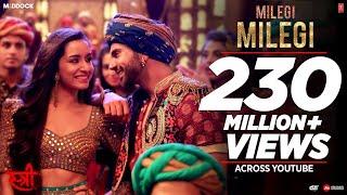 Download Milegi Milegi Video Song | STREE | Mika Singh | Sachin-Jigar | Rajkummar Rao, Shraddha Kapoor Video