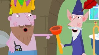 Download Ben and Holly's Little Kingdom Full Episode 🌟 Plumbing at the Little Castle  Cartoons for Kids Video