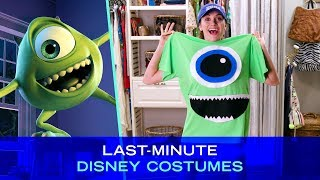 Download Last-Minute Disney and Disney•Pixar-Inspired Costumes | Disney Style Video