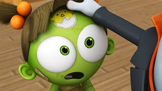 Download Funny Animated Cartoon | Spookiz | Who Did This To You Zizi?! | 스푸키즈 | Cartoon For Children Video