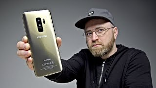 Download Unboxing The Samsung Galaxy S9 Clone Video