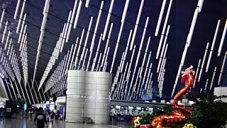 Download Shanghai Pudong International Airport, Shanghai, China Video
