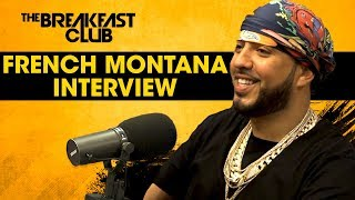 Download French Montana Talks His Biggest Record Ever, Traveling To Africa & More Video