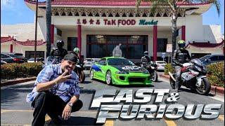 Download WE TOUR FAST & FURIOUS LOCATIONS WITH ″HECTOR″ *JOHNNY TRAN DESTROYS ECLIPSE* Video
