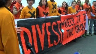 Download Is Oil & Gas the New Tobacco? Fossil Fuel Divestment Movement Reaches New Milestone Video