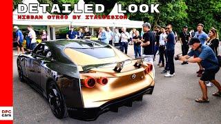 Download Nissan GTR50 by Italdesign Detailed Look Video