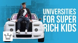 Download 10 Universities Where Super Rich Kids Go Video