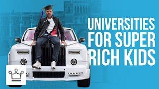 Download 10 Universities Where Super Rich Kids Go Video
