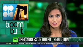 Download [730] OPEC agrees to 1.2 million barrel production cut Video
