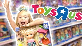 Download 5 YEAR OLD TOYS R US HUGE SHOPPING HAUL!!! Video