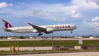 Download Heavies' Party: Miami International Airport Plane Spotting 08/19 (ATC/Flight Information) Video