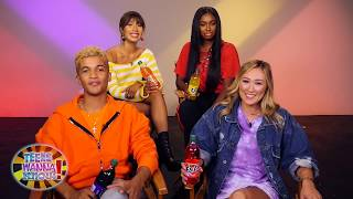 Download New Fantanas with LaurDIY, MyLifeasEva, Coco Jones and Jordan Fisher Video