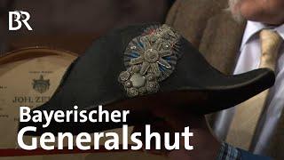 Download Hut vom bayerischen Prinzregenten Luitpold: Bayerischer Zweispitz | Kunst + Krempel | BR Video