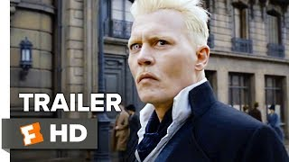 Download Fantastic Beasts: The Crimes of Grindelwald Comic-Con Trailer (2018) | Movieclips Trailers Video