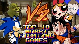 Download Top 10 Worst Fighting Games - SmashMasterShow Video