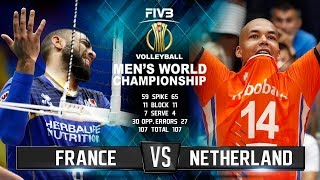 Download France vs. Netherlands | Volleyball Highlights | Men's World Championship 2018 Video