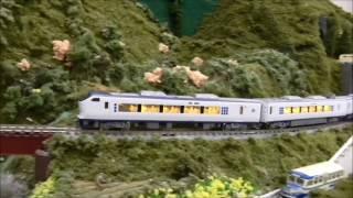 Download 【鉄道模型】281系関空特急「はるか」 Video