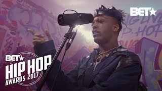 Download XXXTentacion BET Hip Hop Awards 2017 Instabooth Freestyle Video