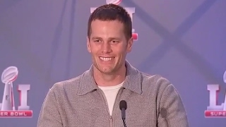 Download Tom Brady Super Bowl 51 Victory Press Conference (FULL) | ABC News Video