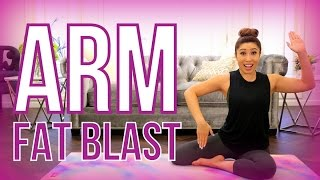 Download Arm Fat Blaster | POP Pilates for Beginners Video