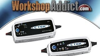 Download CTEK Battery Chargers Multi US7002 and Multi US3300 Review Video
