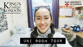 Download london university room tour || college hall UoL Video
