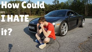 Download REASONS To NOT BUY An Audi R8!! Video