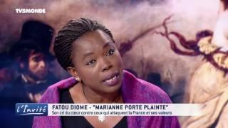 Download Fatou DIOME tâcle Le Pen, Fillon, ″Marianne porte plainte ! ″ Video