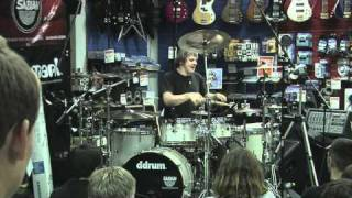 Download RAY LUZIER solo & Korn medley. Great sound and video!! Video