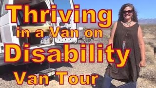 Download Disabled Woman Living in a Van! Video