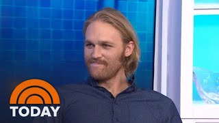 Download Wyatt Russell Stars In His 1st TV Role, 'Lodge 49' | TODAY Video