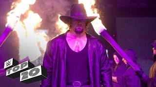 Download The Undertaker's 20 greatest moments - WWE Top 10 Special Edition Video