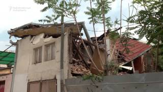 Download Series of Earthquakes Causes Damage in Skopje Video
