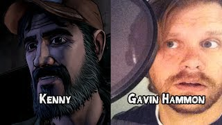Download Characters and Voice Actors - The Walking Dead Game: Season 2 Episode 3 Video