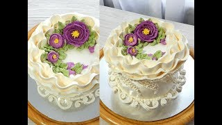 Download УКРАШЕНИЕ ТОРТОВ, Торт ″АНАИС″ от SWEET BEAUTY СЛАДКАЯ КРАСОТА , Cake Decoration Video