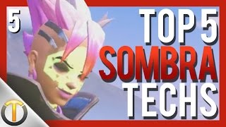 Download Top 5 SOMBRA TECHNIQUES #5 - Overwatch Video